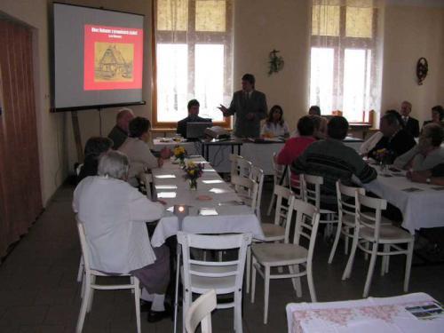 Setkání důchodců 2007
