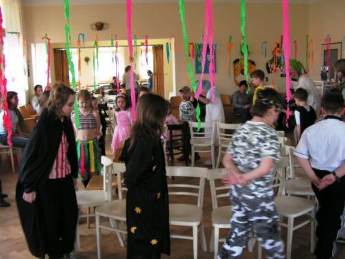Dětský karneval 2008
