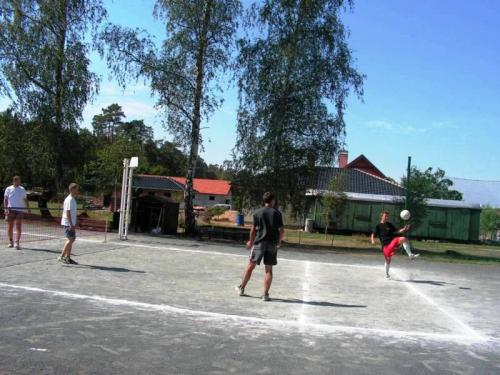 Nohejbalový turnaj 2008