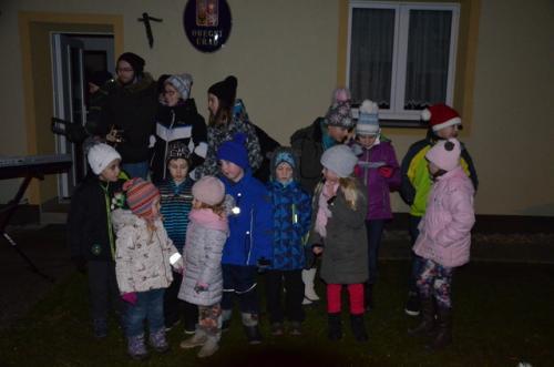 Adventní koncert a rozsvěcení vánočního stromečku 2.12.20107
